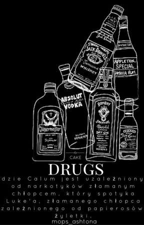 drugs ; cake by mops_ashtona