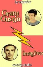 Grant Gustin Imagines by michaelsharley