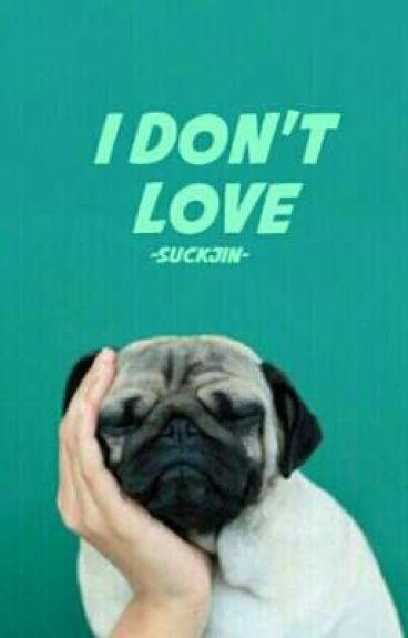 I Don't Love [Marshall Lee X Prince Gumball x OC! Reader x Flame Prince]