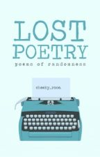Lost Poetry by cheeky_rose