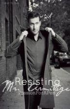 Resisting Mr.Armitage (Richard Armitage Fanfic) by PassionForAPen