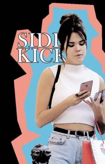 Sidekick ▹ Simon Lewis