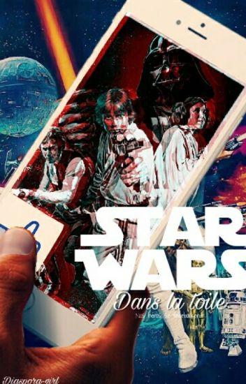 Star Wars Dans la toile : nos héros se facebookent !