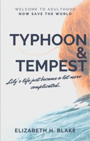 Typhoon   Watty Awards 2019 Entry by LibbyBlake