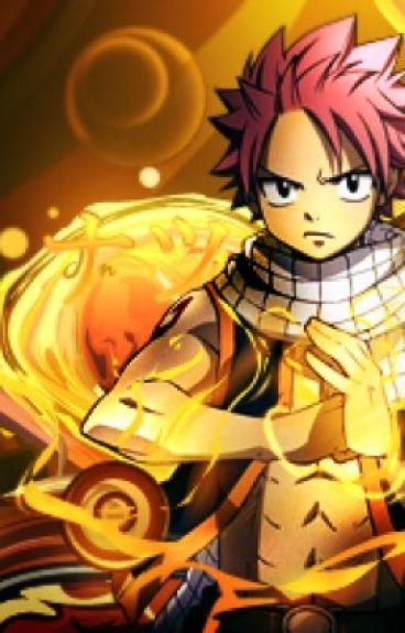 The fire dancer   (Natsu love story)