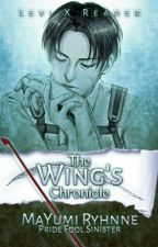 The Wing's Chronicle | Levi X Reader by Pride_Fool_Sinister