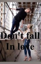 Don't fall in love by tennis-dance