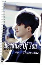 Because Of You. [Hanbin iKON] [MALAY FANFIC] by bwiiiii_