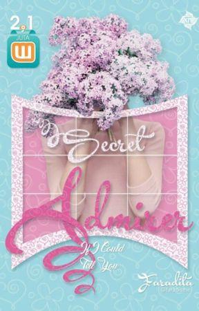 Secret Admirer [Completed] by Faradisme