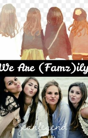 We Are (Famz)ily by JeanLegend