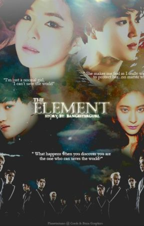 The Element [EXO] by reruxxi