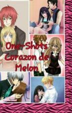 Corazon De Melon (One-Shots) Cdm Y Tn by Malevieross