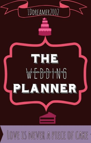 The Wedding Planner (Z.M Fanfic)