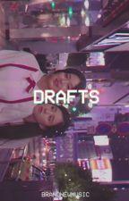 drafts | dino [1] by priistin