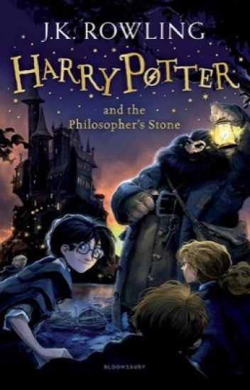 Reading Harry Potter And The Sorcerers Stone Fanfiction idea