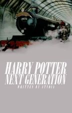 Harry Potter Next Generation by stvdia