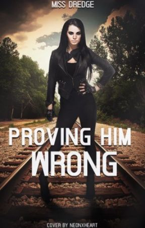 Proving Him Wrong by Dredge116