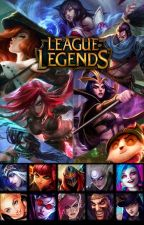 League of Legends Hakkında Her Şey by OnlyAkaliGG