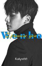 [ONESHOT] I promise you - Wonho (Monsta X) by Kailys88