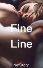 FINE LINE   by NeferAnania01