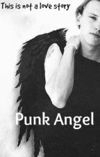 Punk Angel || Jamie Campbell Bower by JetBlackWords