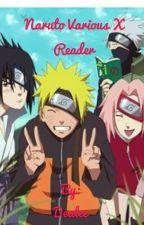 Naruto various x reader by otaku_danielle