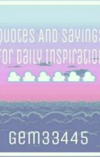 ♡Quotes♡ by Gem33445