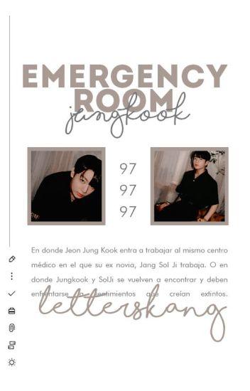 Emergency Room ➳J. JungKook [Editando]