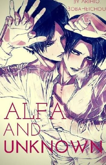 Alfa and Unknown [Ereri/Riren; CZ/SK]