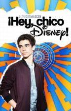 ¡Hey, Chico Disney! |Cameron Boyce| by Liz1DCD9Magcon