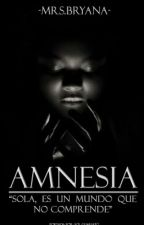Amnesia  by MrsBryana