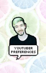 Youtuber Preferences by marvelyoutubewwe