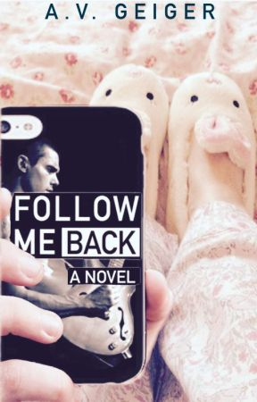 Follow Me Back Book Cover Contest Entry by eric_and_tessa