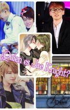 ¿Quién es Jae Knight? by Sora_Ada
