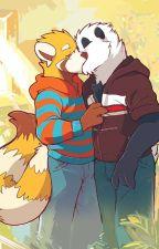 mi mejor amigo es gay by Raulito333