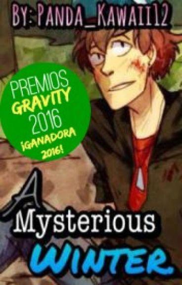 A misterious Winter. |#PremiosGravity2016|