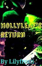 Hollyleaf's Return by Lilyfrosti