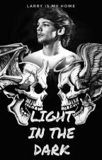 Light In The Dark (l.s. AU dark!Harry) by LarryIsMyHome