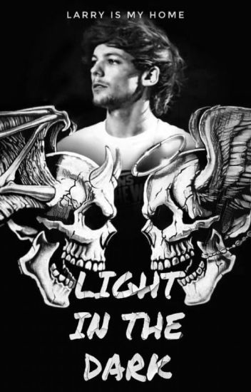 Light In The Dark (l.s. AU dark!Harry)