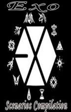 EXO Scenarios Compilation. by razelgraceh