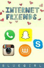 Mis Amigos De Internet by 0BlueGirl0