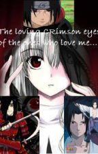 The loving crimson eyes of the ones who love me by VermisaVVV
