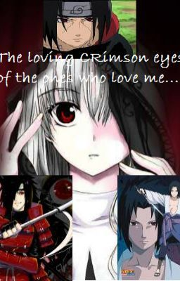 The loving crimson eyes of the ones who love me