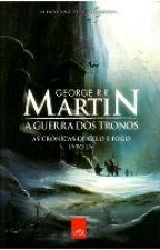 As Crônicas De Gelo E Fogo - A guerra Dos Tronos Vol.: 01 by Brunafelix13