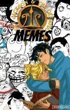 Percy Jackson Memes by olivia700
