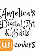 Angelica's Digital Art & Edits~ Wattpad Covers by angelicasharp
