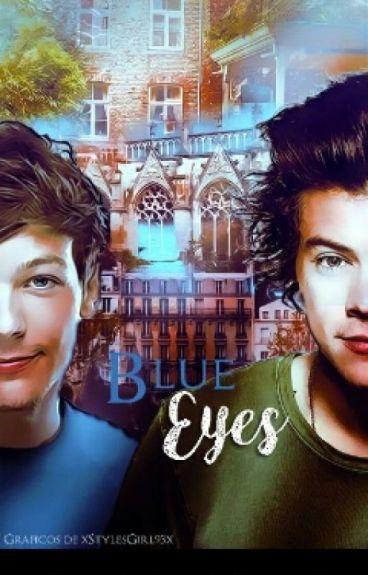 Blue eyes (omegaverse)