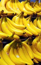 The banana by meowMEOWllamas