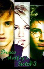 Draco Malfoy's Sister 3 by thebabydragon