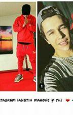 Instagram Austin Mahone  by JustinIsLifeee